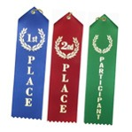Award Ribbons Flat
