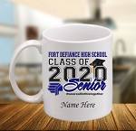 FDHS Class of 2020 Personalized Coffee Mug