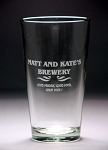 Micro-Brew Pub Glass 16 oz