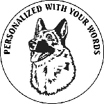 German Shepherd 5.75