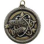 Science Fair Award Medal
