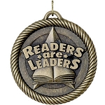 Readers are Leaders Award Medal