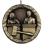 Debate Award Medal