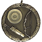 Archery Award Medal