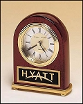 Brass Base Deck Clock