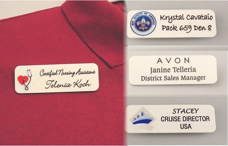 Employee Business Name Tags Employee Name Badges And ID Name Tags - Employee id badges