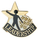 Leadership Academic Series Lapel Pin
