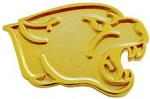 Cougar Panther Mascot Lapel Pin