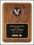 Eagle Plaque 8x10