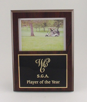 Team Photo Plaques Engraved Photo Insert Plaques Sport