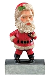 SANTA Bobblehead Resin Award