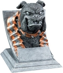 Bulldog Signature Series Mascot Award