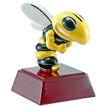 Bee Hornet Sculpture Resin Award