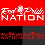 RHS Red Pride Nation Apparel
