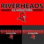 RHS Riverheads Gladiators Logo Apparel