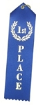 1st First Place Blue Ribbon Awards 2x8
