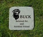 Labrador Memorial Bluestone 12x12