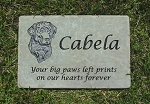 Labrador Memorial Bluestone 12x18
