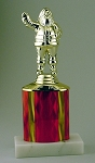Santa Claus Award Trophy