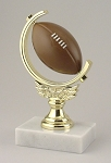 Football Soft Spinner Trophy
