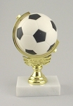 Soccer Soft Spinner Trophy