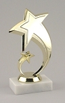 Shooting Star Award Trophy