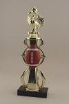Turkey Bowl Riser Trophy 11.5