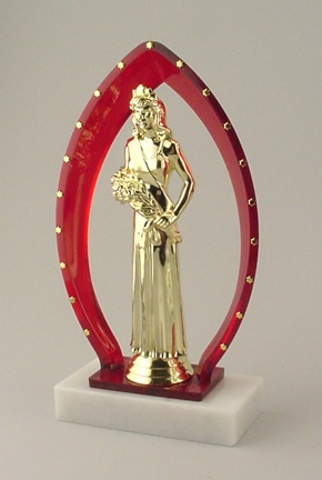 Pageant Queen Trophies And Awards Kingcustom Net