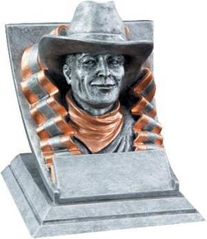 Cowboy Signature Series Mascot Award
