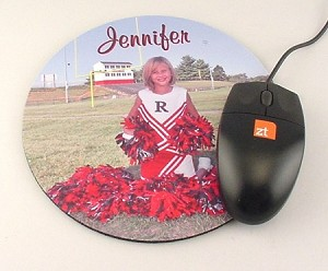 "Mouse Pad 8"" round"