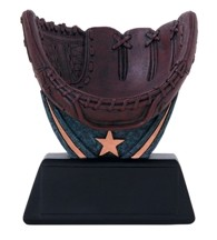 Baseball / Softball Ball Holder Resin Award