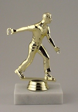 Horseshoe Pitching Trophy